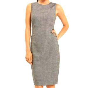 Villager Liz Claiborne fit & flare dress 10 Med